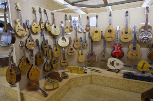Muzeum hudebních nástrojů