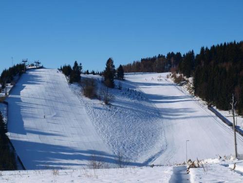 Skiareál Branná